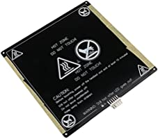 12v Mk3 220x220mm Placa de Aluminio PCB Heatbed Cama de Calor para ...