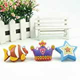 Value-5-Star - 2014 New cabinet Door Knob s Price Children Cartoon Soft Kids Furniture Handles Drawer Pulls Bedroom Dresser Knobs