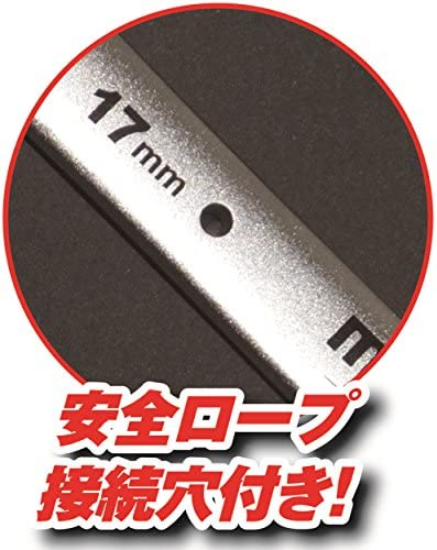 MUST TOOL MW-13 ストレート メカレンチ 13mm 100ギア 12323