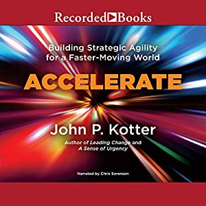 Accelerate Audiobook