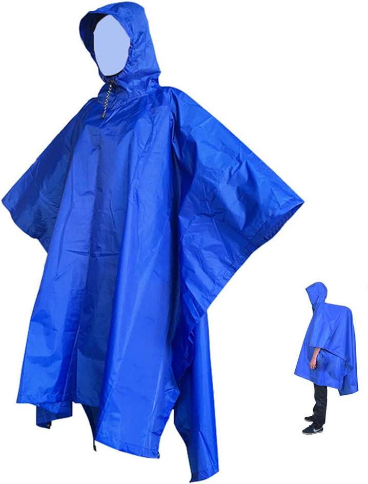 Toasis Multifuntional Poncho Raincoat with Hoods
