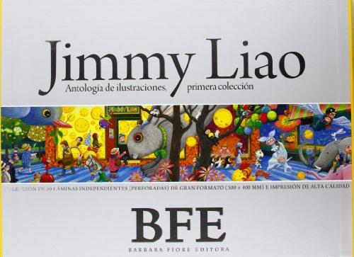 Descargar Libro - Antologías De Ilustraciones- Primera Colección Jimmy Liao