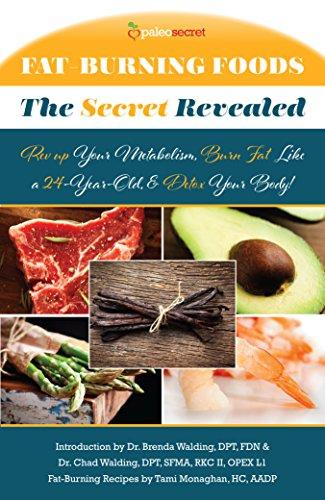 Fat-Burning Foods: The Secret Revealed
