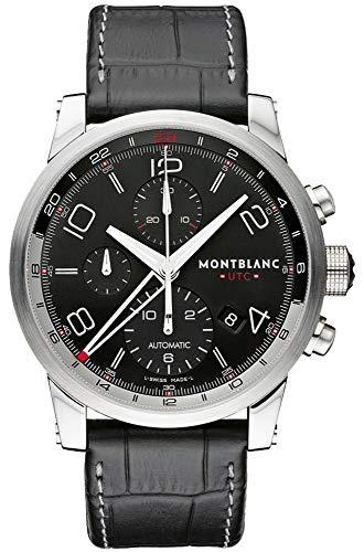 MontBlanc Timewalker ChronoVoyager UTC Men's Watch ()