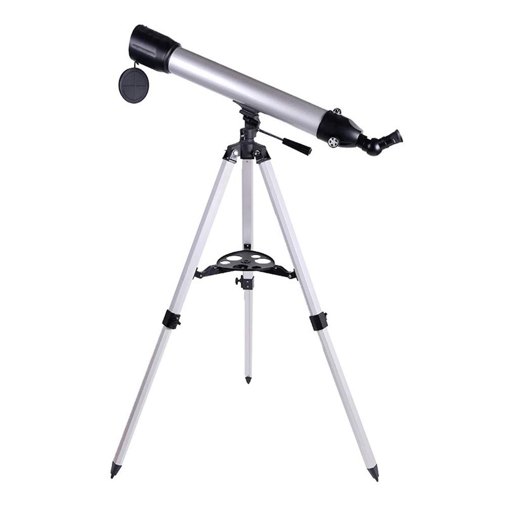 JUNNA Astronomical Telescope Outdoor Telescope High Power Night Vision Target Mirror Zoom Astronomy View Dual-use Mountain Camping Supplies Telescope Single Tube by JUNNA