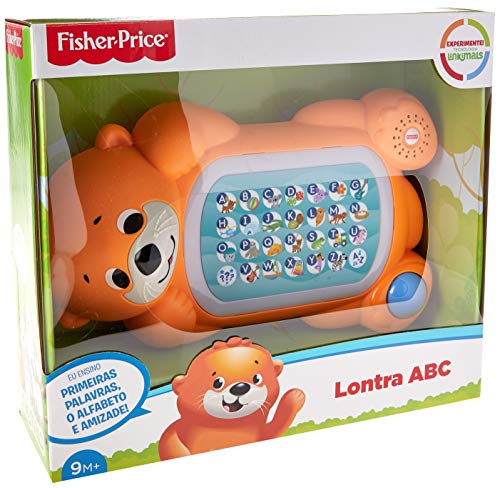 Lontra Abc, Fisher Price, Mattel
