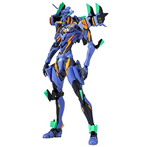 - Revoltech: Evangelion Evolution EV-017 Evangelion EVA 01 Final Model Action Figure