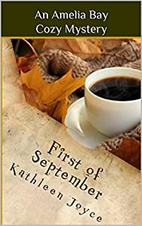 First Of September by Kathleen Joyce ebook deal