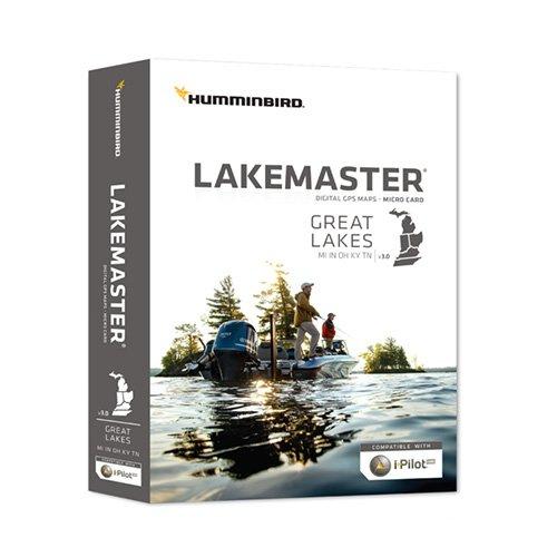 Humminbird January 16 Great Lakes Map Card Review