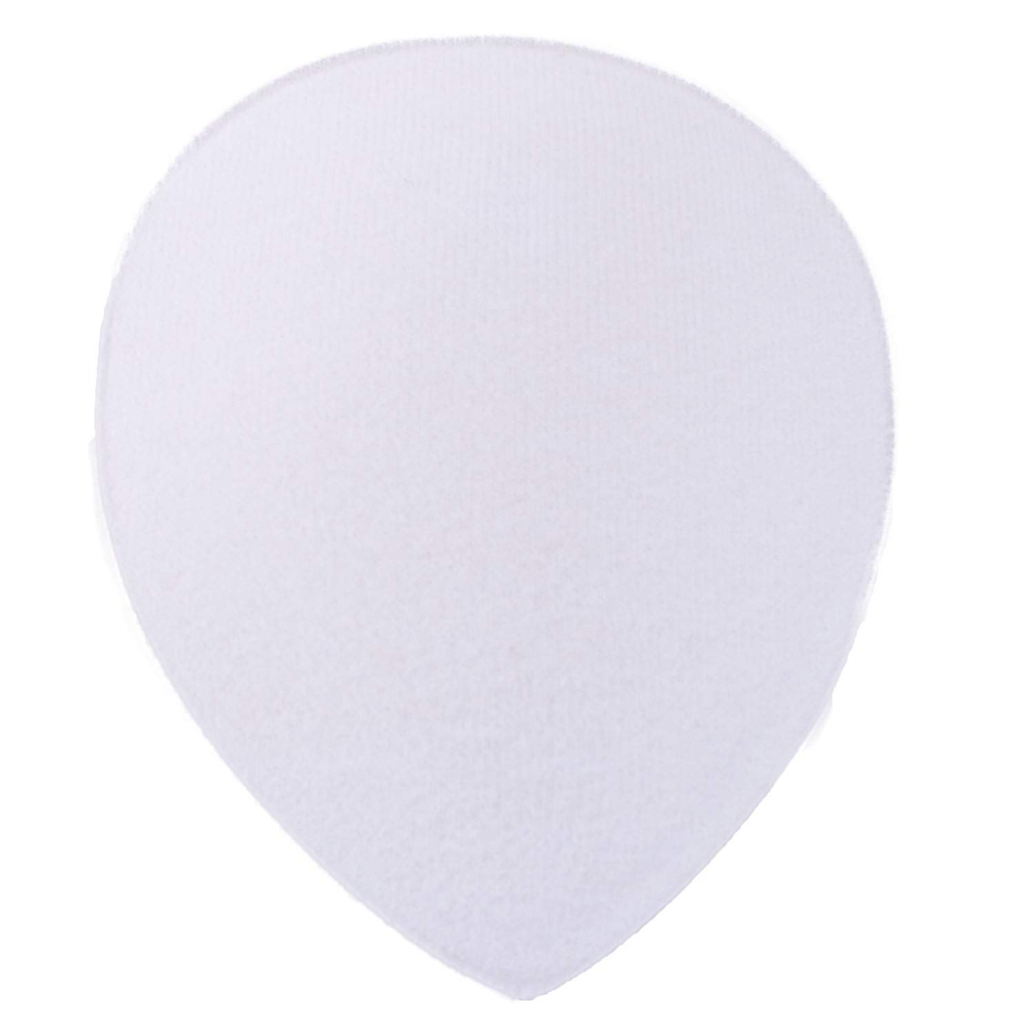 Lawliet Teardrop Hat Fascinator Millinery Base Craft Material Supply B005 (White)
