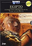 Pack Egipto (Discovery Channel) (Import Movie) (European Format - Zone 2) [2008]