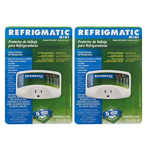 Refrigmatic Ws36300 Electronic Surge