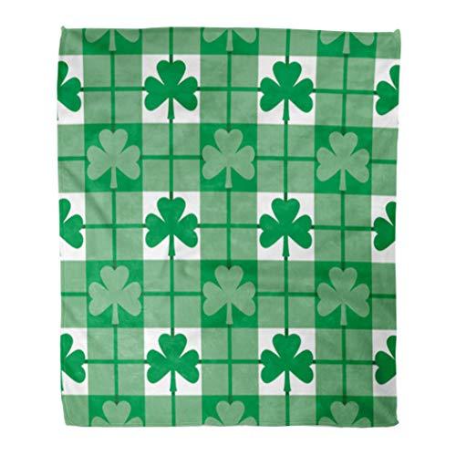 Irish Green Flannel - 4