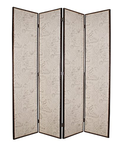 Screen Gems Salvatore Room Divider, Large