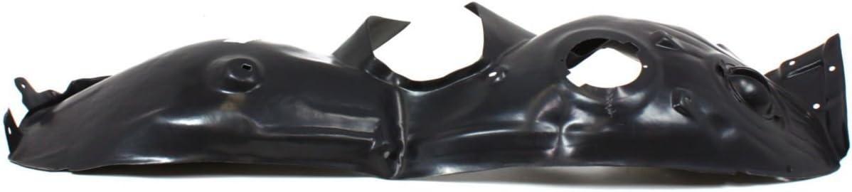 New RH Side Front Inner Fender Splash Shield Liner Fits Mazda Protege MA1249133
