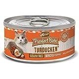 Merrick Turducken Canned Cat Food 5.5 oz, Case of 24