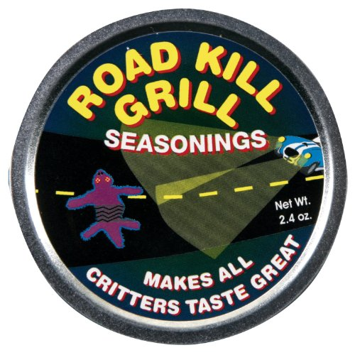 Price comparison product image Dean Jacob's Road Kill Grill Seasonings ~ 2.4 oz. Tin