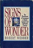 Signs of Wonder, Robert Webber, 1562330004