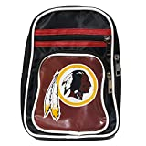 "Washington Redskins Mini Cross Sling Bag, Black&Burgundy, 7"" x 10"" x 3"""