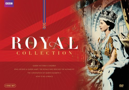 The Royal Collection by Warner Home Video