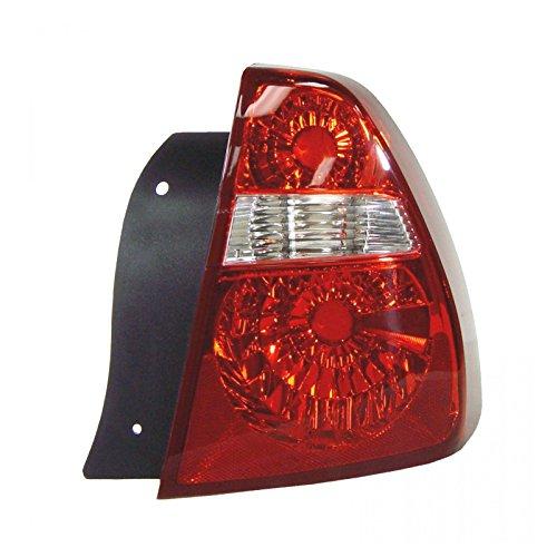 - Taillight Taillamp Rear Brake Light Passenger Side Right RH for Malibu Sedan