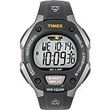 Men's T5E901 Ironman Classic 30 Gray/Black Resin Strap Watch