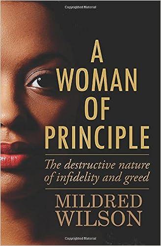 a woman of principle