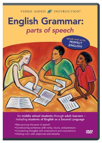 English Grammar: Parts of Speech (General Grammar)