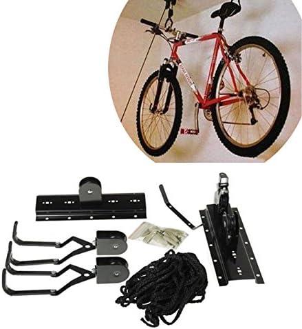 LaDicha Bicicleta Estante Almacenamiento Rack Montaje Gancho ...