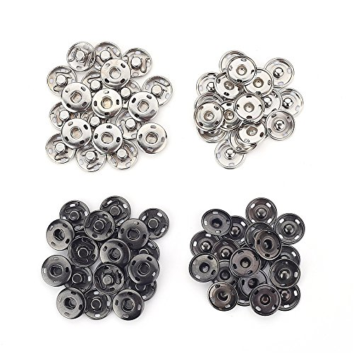 Snap Fastener Buttons(17mm) - 7