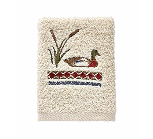 Bacova Guild Live Love Lake Fingertip Towel by Bacova Guild