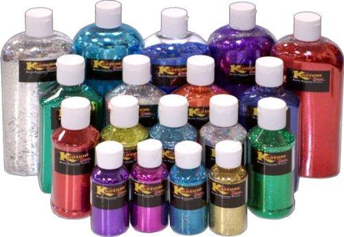 Flake/Pearl Midcoat INTERCOAT CLEAR Metal/Auto Paint Qt by Custom Shop (Image #1)