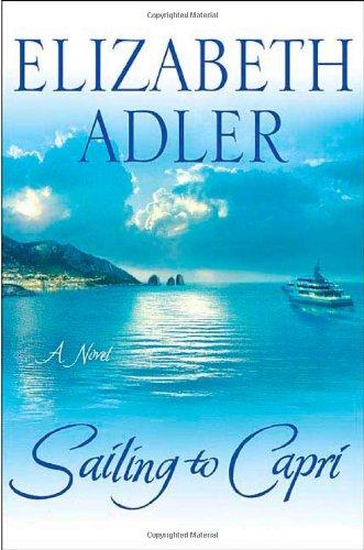 Sailing to Capri (Chair Capri Arm)