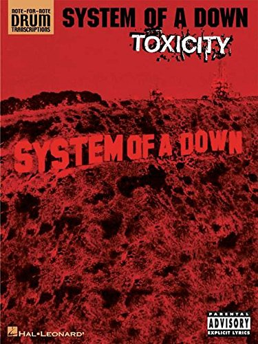 System of a Down - Toxicity (Drum) PDF