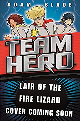 book cover of Lair of the Fire Lizard