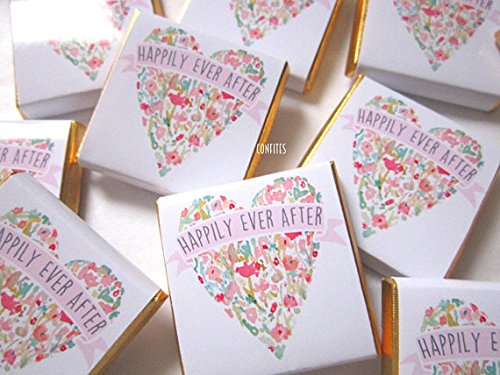 50 x Personalised Sweets Wedding//Engagement//Anniversary FAVOURS