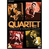 Quartet: 4 Stories by W. Somerset Maugham (The Facts of Life / the Kite / the Colonel's Lady / the Alien Corn) [Region 2]
