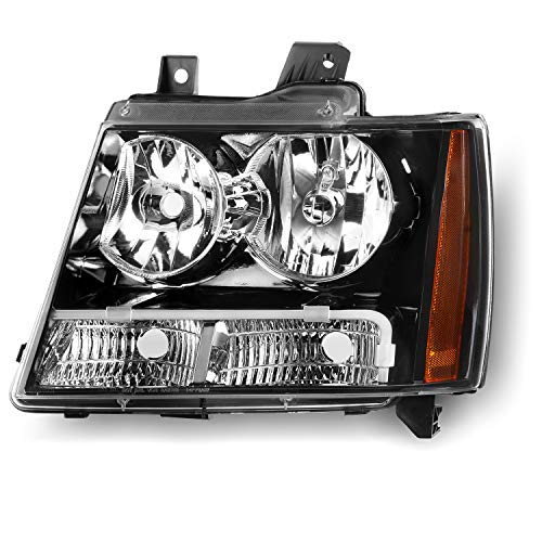 08 chevy suburban headlight - 2