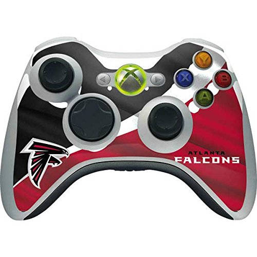 NFL - Atlanta Falcons - Atlanta Falcons - Skin for 1 Microsoft Xbox 360 Wireless Controller
