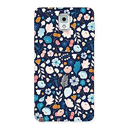 on sale f738b 59f3f Floral One Back Case Cover for Samsung Galaxy Note 3: Amazon.in ...