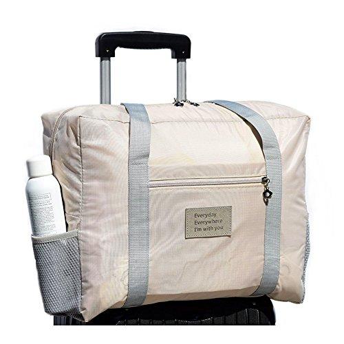 Jual Foldable Travel Bag Lightweight Waterproof Foldable bag Travel ... a682cc3cdb836