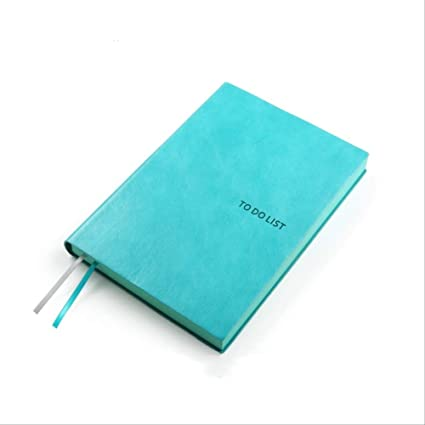 SVANQ Lista de tareas Cuadernos B6 Planificadores de tiempo ...
