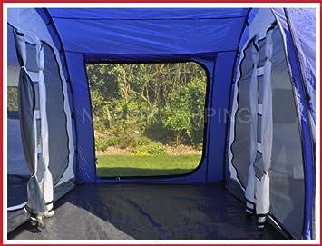 Zelte 8 Mann Nordikcamping Tunnelzelt Zelt C: