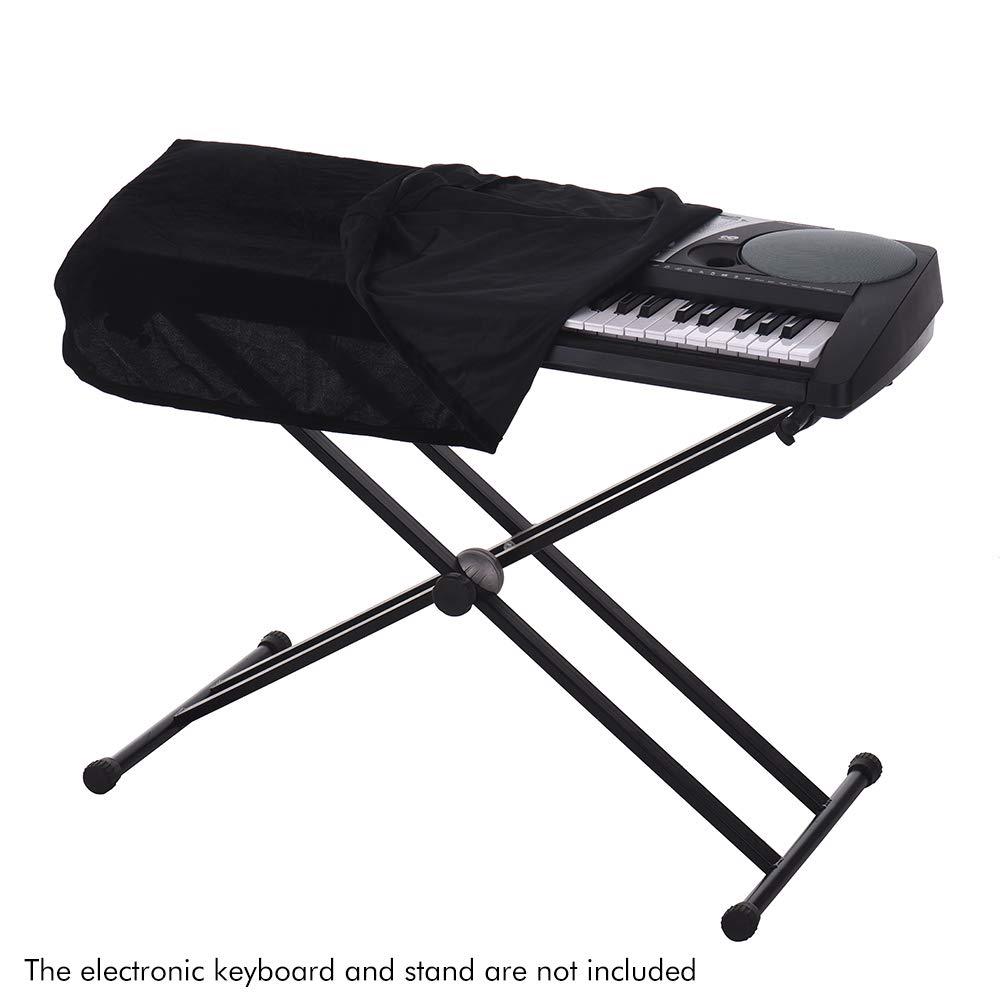 Muslady Funda de 61/76 Teclas Piano Electrónico Teclado ...
