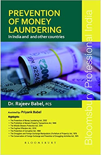 Prevention of Money Laundering. An India and International Perspective