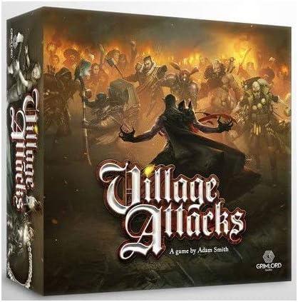 LAST LEVEL- Village Attackcs Basico Castellano, Multicolor (BGVA-Core)