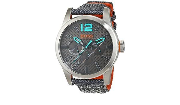 Amazon.com: Hugo Boss Orange PARIS Multieye 1513379 Mens Wristwatch massive: Boss Orange: Watches