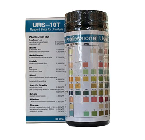 Urine Test Strip 10 Parameters