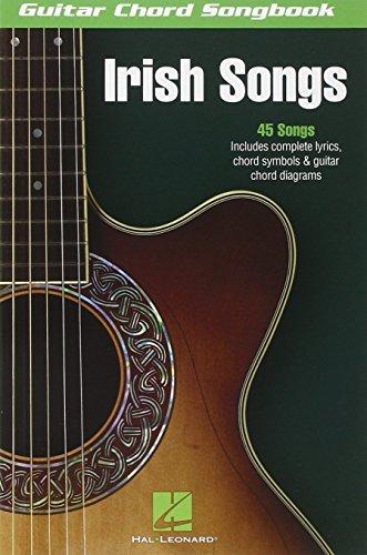 Folk Guitar Songs Chords - Irish Songs (Guitar Chord Songbooks)