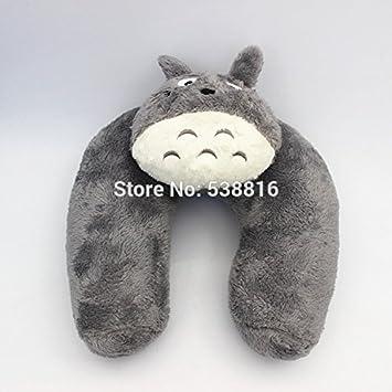 Amazon.com: Ghibli Mi vecino Totoro U-Shape reposacabezas ...